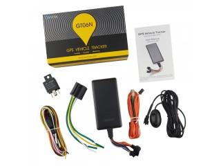 جهاز GT06N للتحكم ومراقبة السيارة في اي مكان وفي اي وقت لحظة بلحظة.