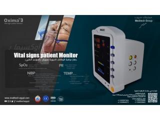 Oxima3 قياس المؤشرات الحيويه في الجسم